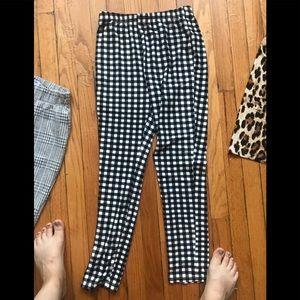 Checkered leggings(3 for $9)